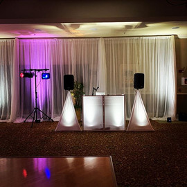 Wedding setup for tonight congrats to _s