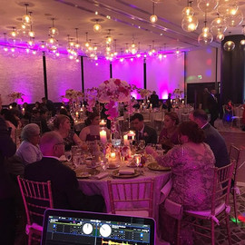Dinner reception _epichotel #djralphy