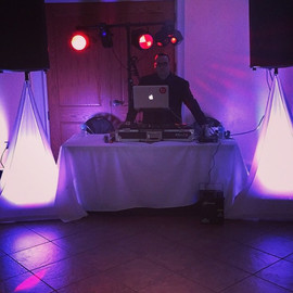 Wedding mode activated !!! Djing tonight