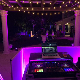 Private event tonight let's go!!!! #djra