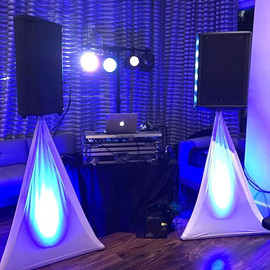 Night time view #djralphy #babyshower #b