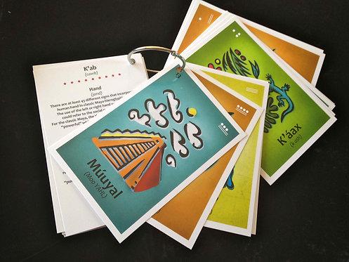 VozMaya Card Deck