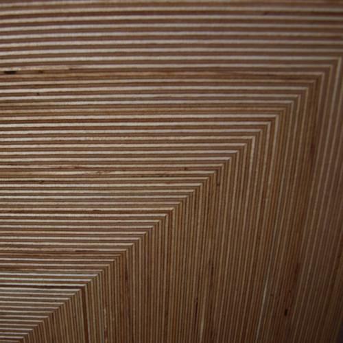 Bettgestell Sperrholz Birke stirnseitig