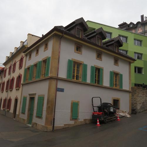Ugmbau Vieux Châlet Neuenbur