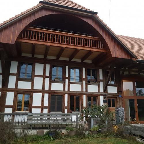 Bauernhaus Umbau