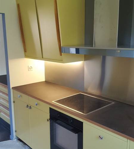 Küche 50er auf heutigem Stand