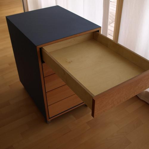 Bürokorpus Buche Linoleum