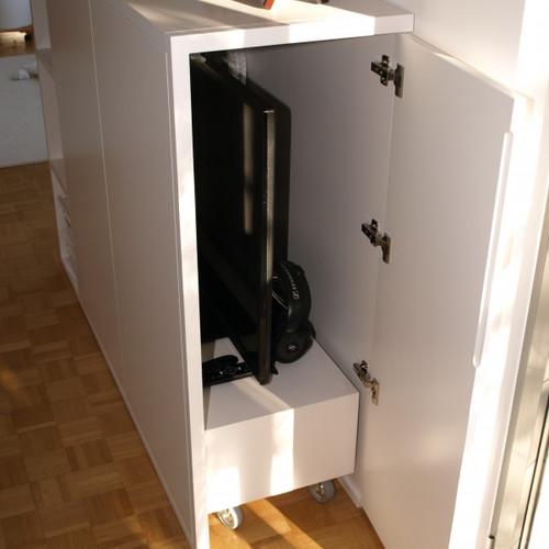 TV-Möbel ausziehbar