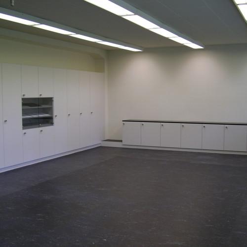 Einbauschränke Schulhaus