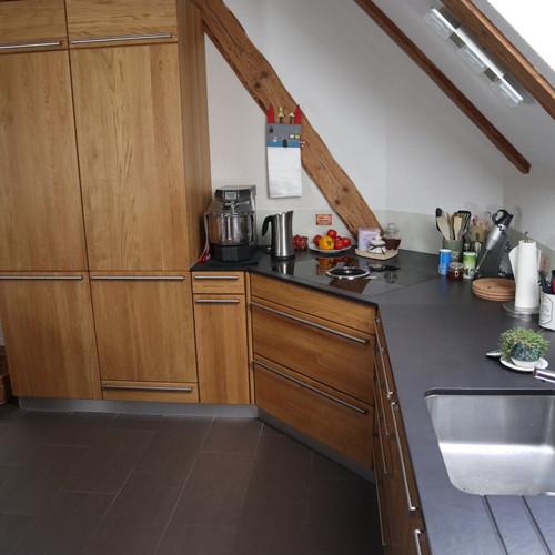TEAM7 Küche Eiche