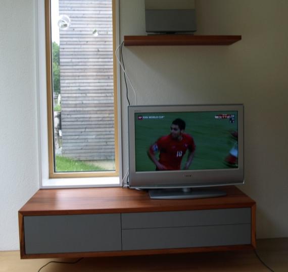 Fernsehmöbel Birnbaum Lino