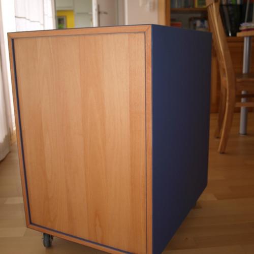 Bürokorpus Buche massiv Lino