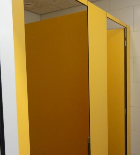 WC- Türen
