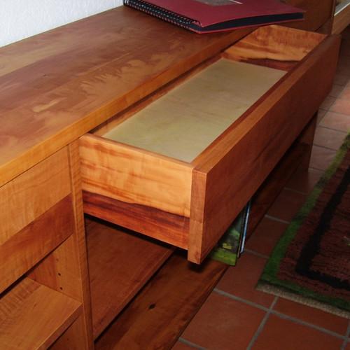 Sideboard Birnbaum massiv geölt