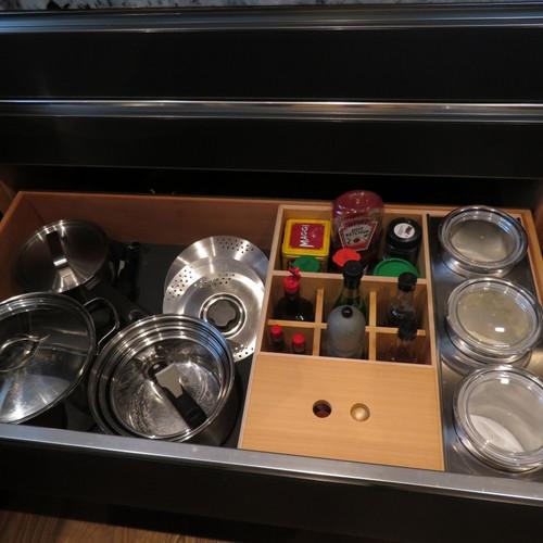 TEAM7 Küche vollglas