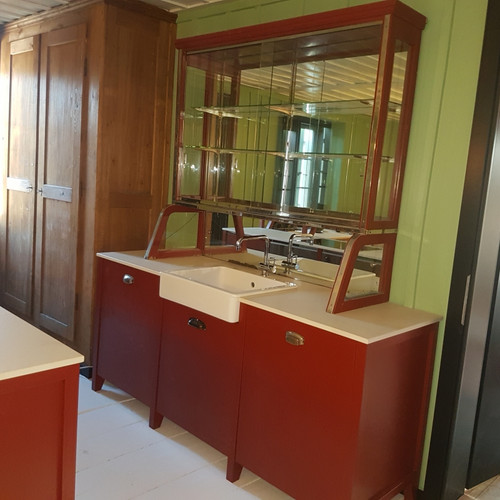 Küche 20er auf heutigem Stand