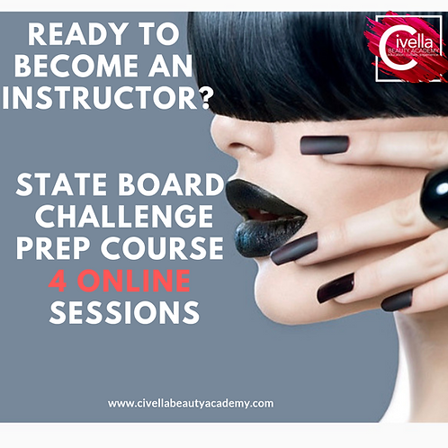 Instructor Prep Course for State Board Challenge