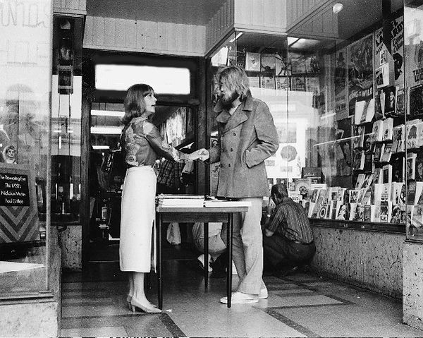 Larry Edmunds Bookshop Alex in Wonderlan