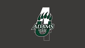 2019 D2 Recruit Rankings (Men): #4 Adams State Grizzlies