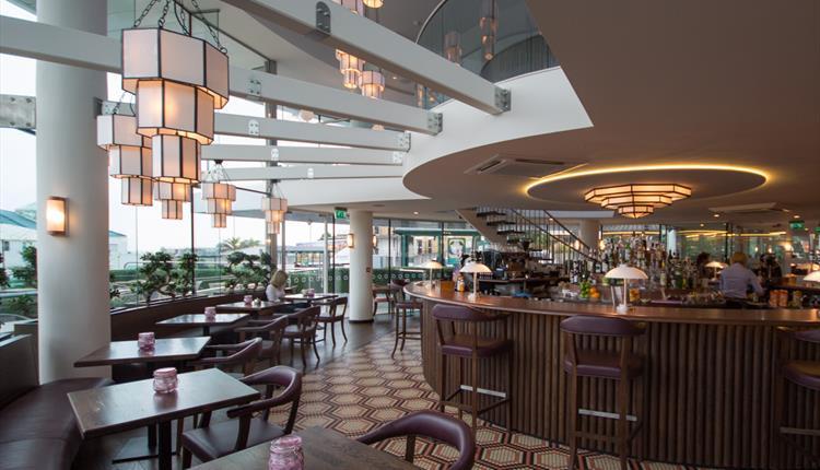 Hermitage Hotel restaurant Bournemouth.j
