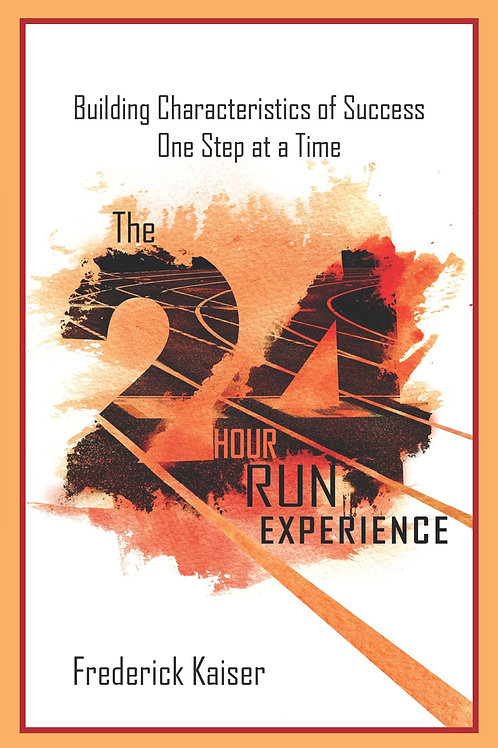 The 24 Hour Run Experience