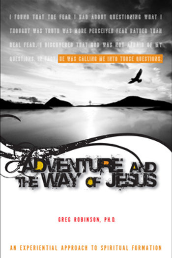 Adventure and the Way of Jesus