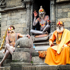 Hindu holy men