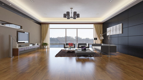 The Moors- Livingroom
