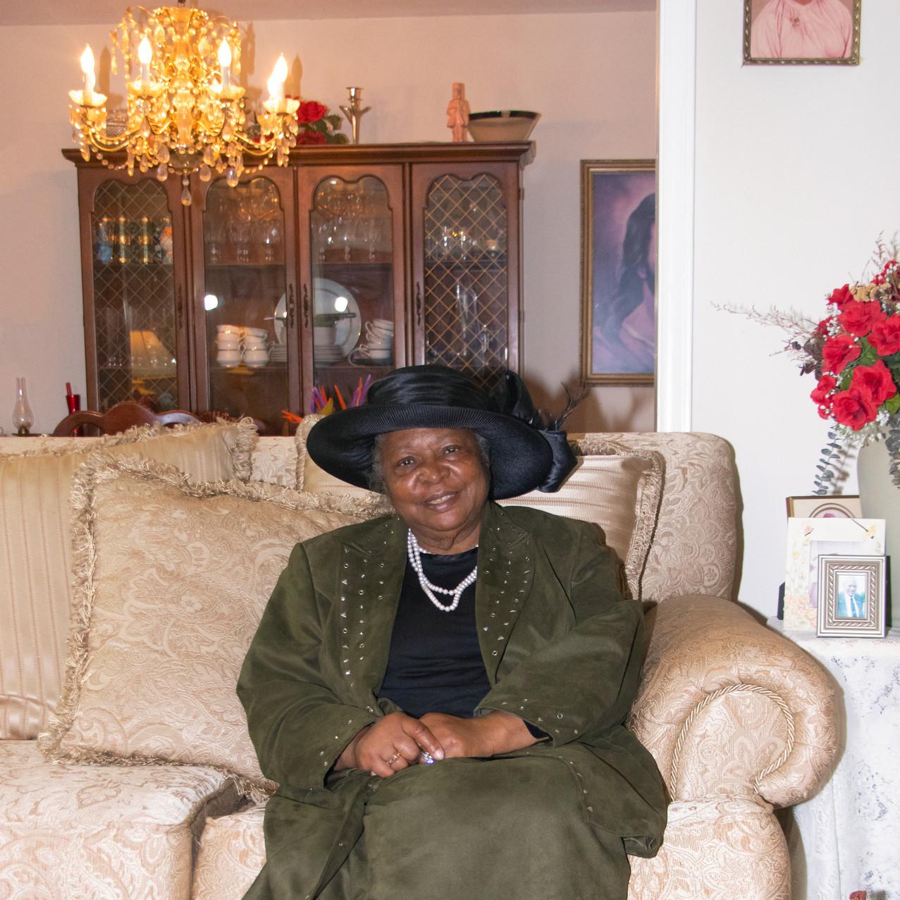 Aunt Janet