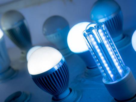 CURIOSIDADES SOBRE LAMPADAS LED
