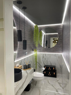 Banheiro Luminarea