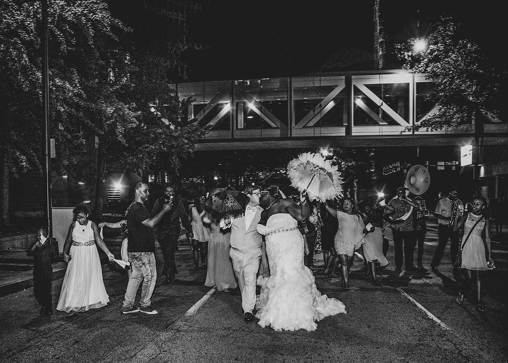 Wimbish House Downtown Atlanta Wedding