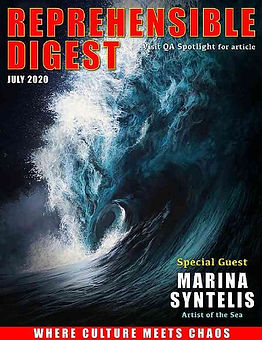 REPDIGEST magazine cover July 2020