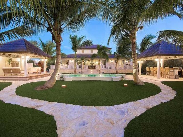 Acacia Villa is a luxury villa rental located on northeast end of Providenciales, Turks and Caicos Islands.
