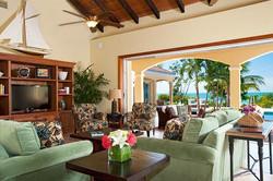 Villa Mirabelle Living Room