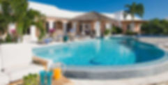 Villa Osprey is a luxury villa rental located on the island of Providenciales, Turks and Caicos Islands.