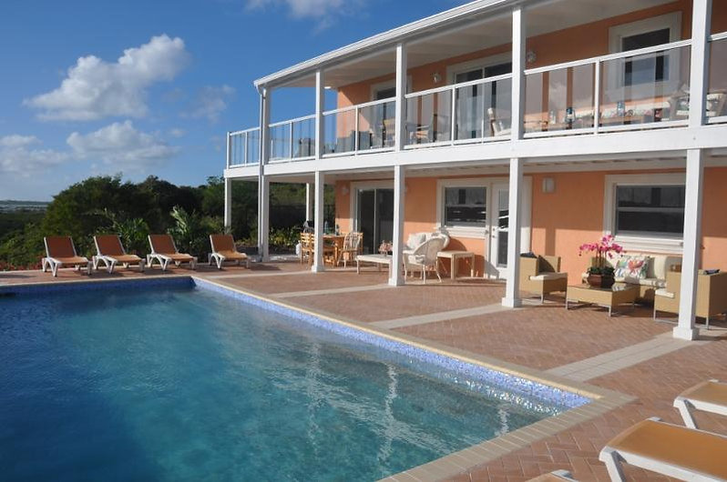 Alta Vista is a luxury villa rental located on northeast end of Providenciales, Turks and Caicos Islands.
