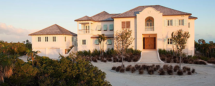 Long Bay Beach House is a luxury villa rental located on Long Bay Beach, Providenciales, Turks and Caicos Islands.