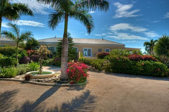 Three Dolphins is a luxury villa rental located on the island of Providenciales, Turks and Caicos Islands.