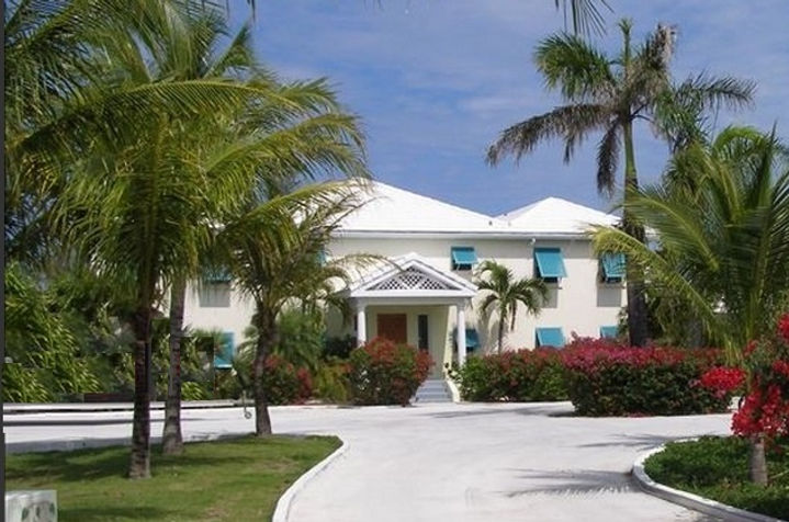 Serenity House is a luxury villa rental located Grace Bay Beach on the island of Providenciales, Turks and Caicos Islands.