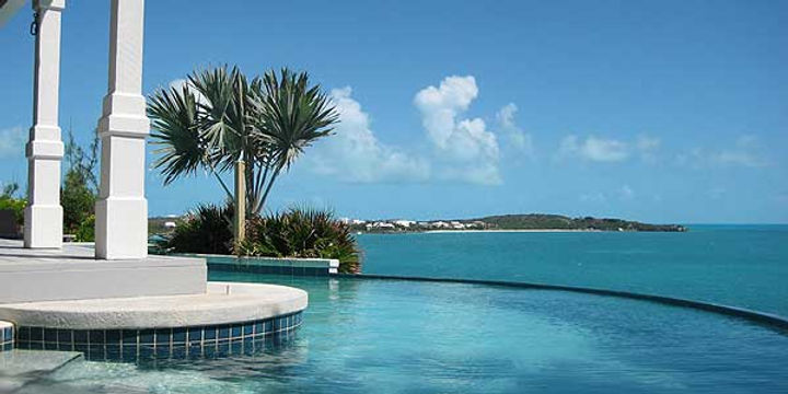 Villa Mariposa is a luxury villa rental located on the island of Providenciales, Turks and Caicos Islands.