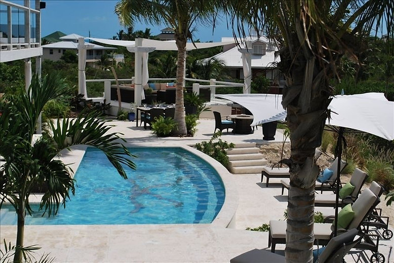 Coyaba Villa is a luxury villa rental located in the southwest side of Providenciales, Turks and Caicos Islands.