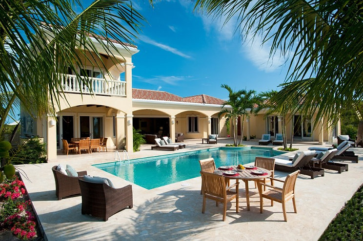 Villa Mirabelle is a luxury villa rental located on the island of Providenciales, Turks and Caicos Islands.