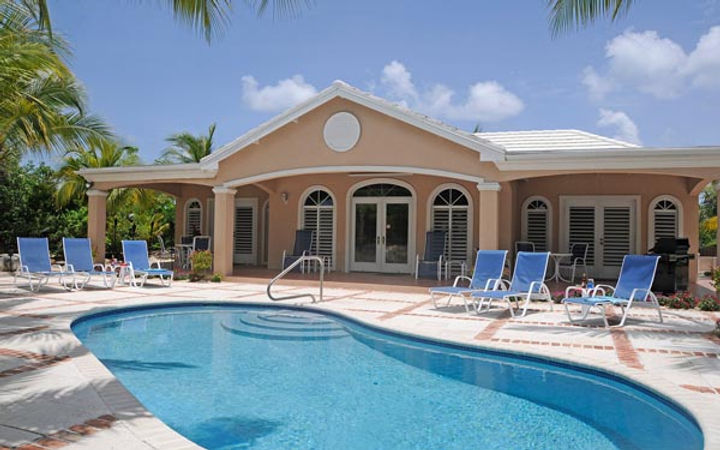 Acacia Villa is a luxury villa rental located on northeast end of Providenciales, Turks and Caicos Islands.