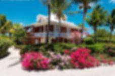 L'Etoile de la Mer is a luxury villa rental located on Taylor Bay Beach of Providenciales, Turks and Caicos Islands.