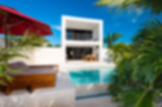 Sugar Kube Villa is a luxury villa rental located on the island of Providenciales, Turks and Caicos Islands.