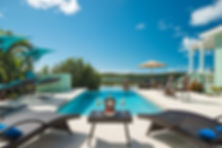 Villa Jayla is a luxury villa rental located on the island of Providenciales, Turks and Caicos Islands.