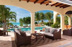 Villa Mirabelle Pool Lounge