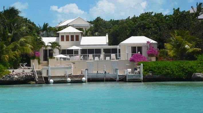 Casa Ananas is a luxury villa rental located in the Ocean Point area of Providenciales, Turks and Caicos Islands.
