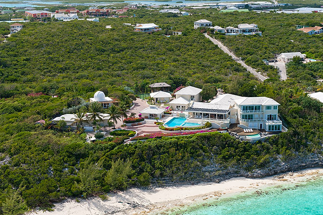 Stargazer is a luxury villa rental located on the island of Providenciales, Turks and Caicos Islands.